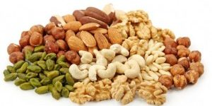 Food List for Blood Type AB – Nuts & Seeds
