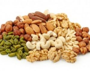 Food List for Blood Type B – Nuts & Seeds