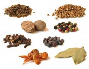 Food List for Blood Type O – Spices & Herbs